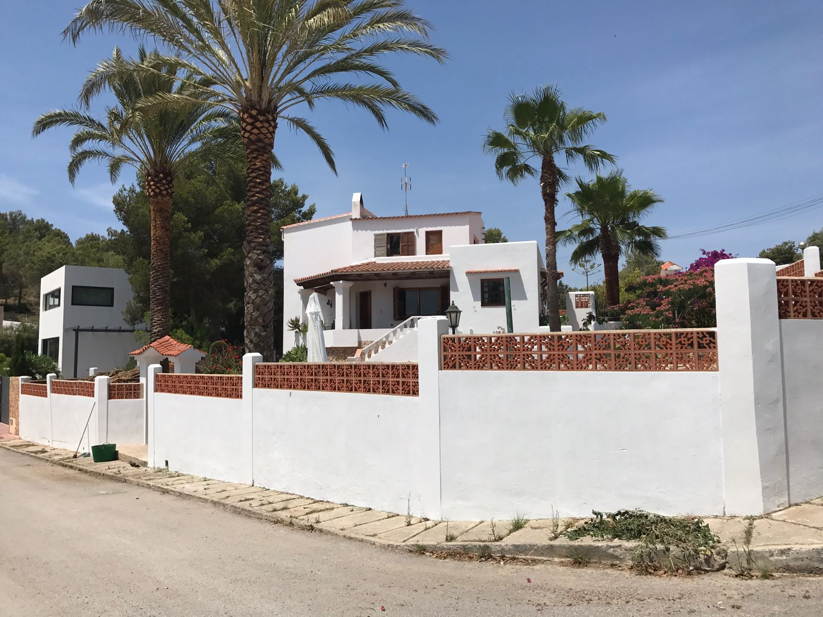 Villa located on one of the popular locations from Cap Martinet